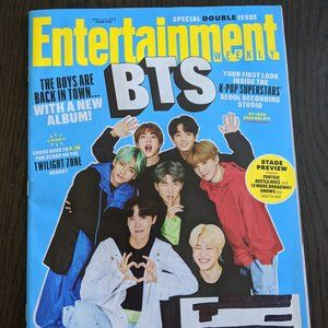 Other - BTS K-Pop April 2019 Entertainment Weekly